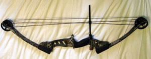 A compound bow
